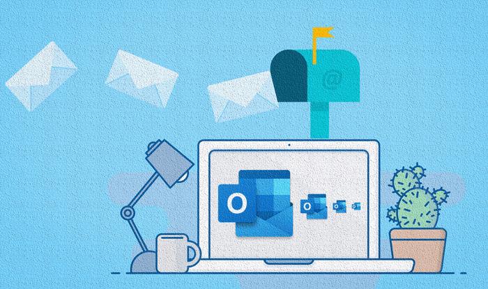 عند استخدام برنامج بريد إلكتروني يستند إلى الويب مثل Outlook Com من الغريب أن تفوت رسائل البريد الإلكتروني الجديدة لمجرد أنك نسيت ترك علامة التبوي Symbols Art