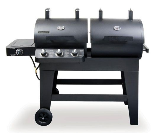 Not Another Boring Tie For Father S Day Gas And Charcoal Grill Gas Grill Gas Grill Smoker Combo