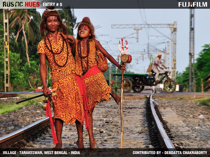 Village: Tarakeswar- West Bengal, India Contributed