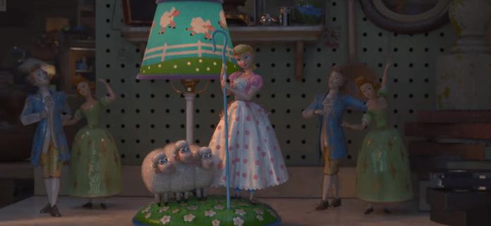 Lamp Life Bo Peep Short Movie Coming To Disney On January 31st In 2020 Short Movie Pixar Short Movies Disney Pixar