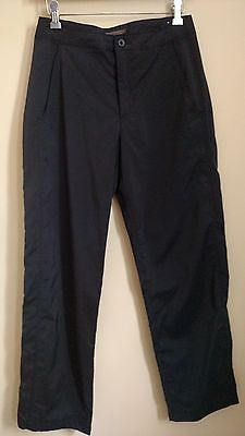 Royal Robbins Cardiff Traveler Stretch  Pants women's Size 4 Black