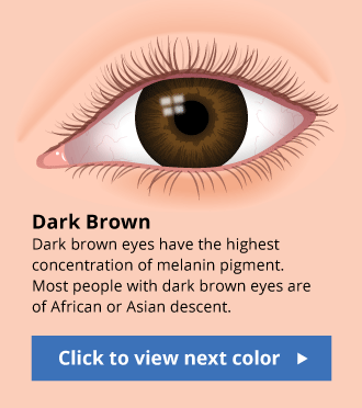 most attractive hair and eye color combination