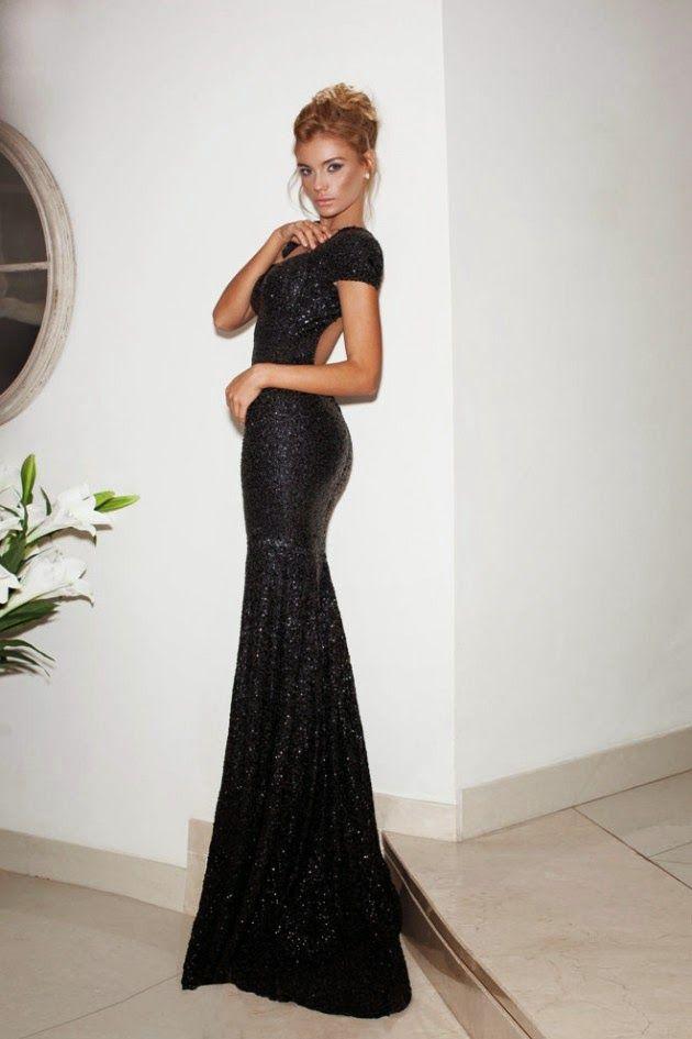 Fotos de vestidos para una fiesta de noche