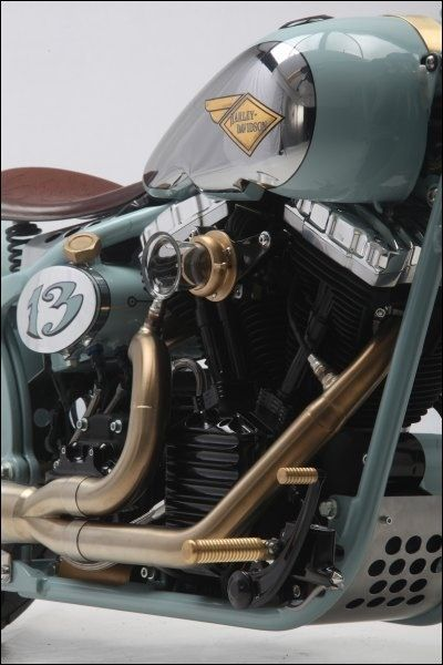 Harley Davidson!