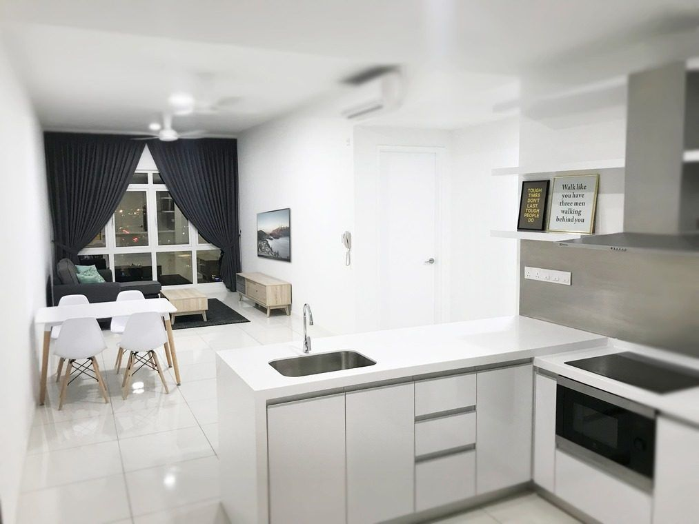 Apartment Small Kitchen Design Malaysia Decoomo