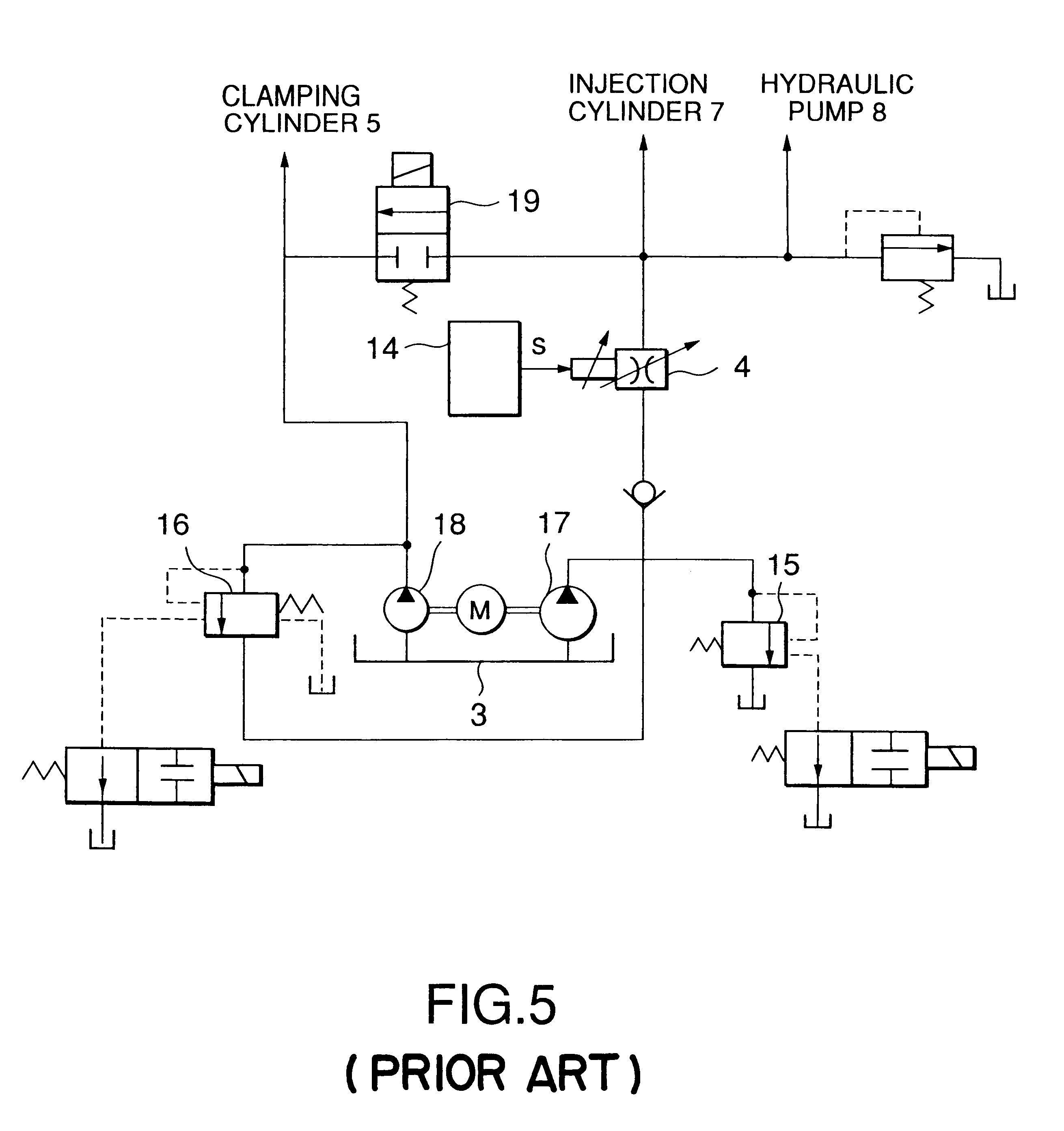 Hydraulic Press Circuit Diagram Pdf Molding Press Wiring Diagram 28 Wiring Diagram In 2020 Hydraulic Circuit Diagram Diagram