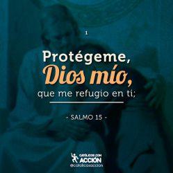 Salmo 15, 1