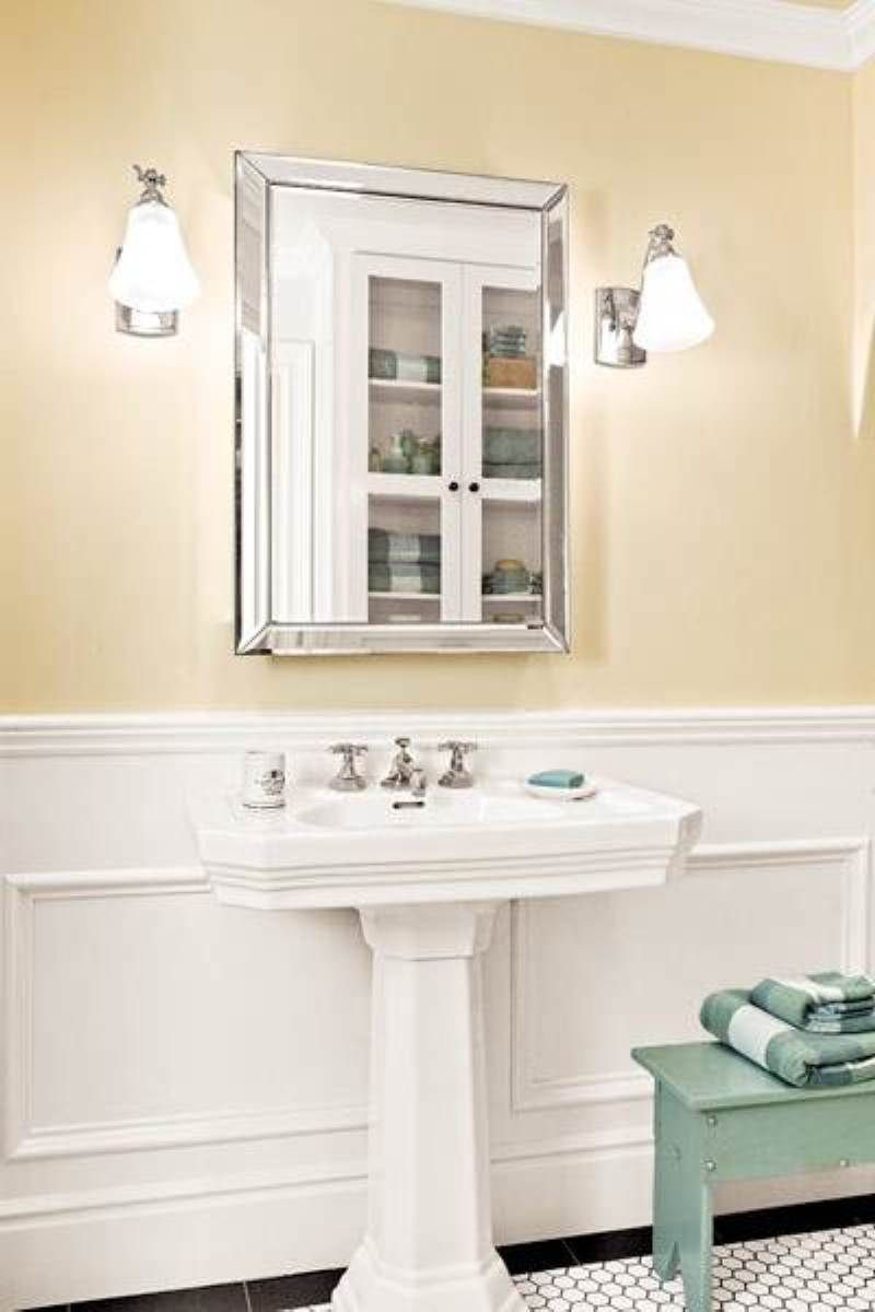Decorative and Useful Bathroom Medicine Cabinets with Lights | Your ...