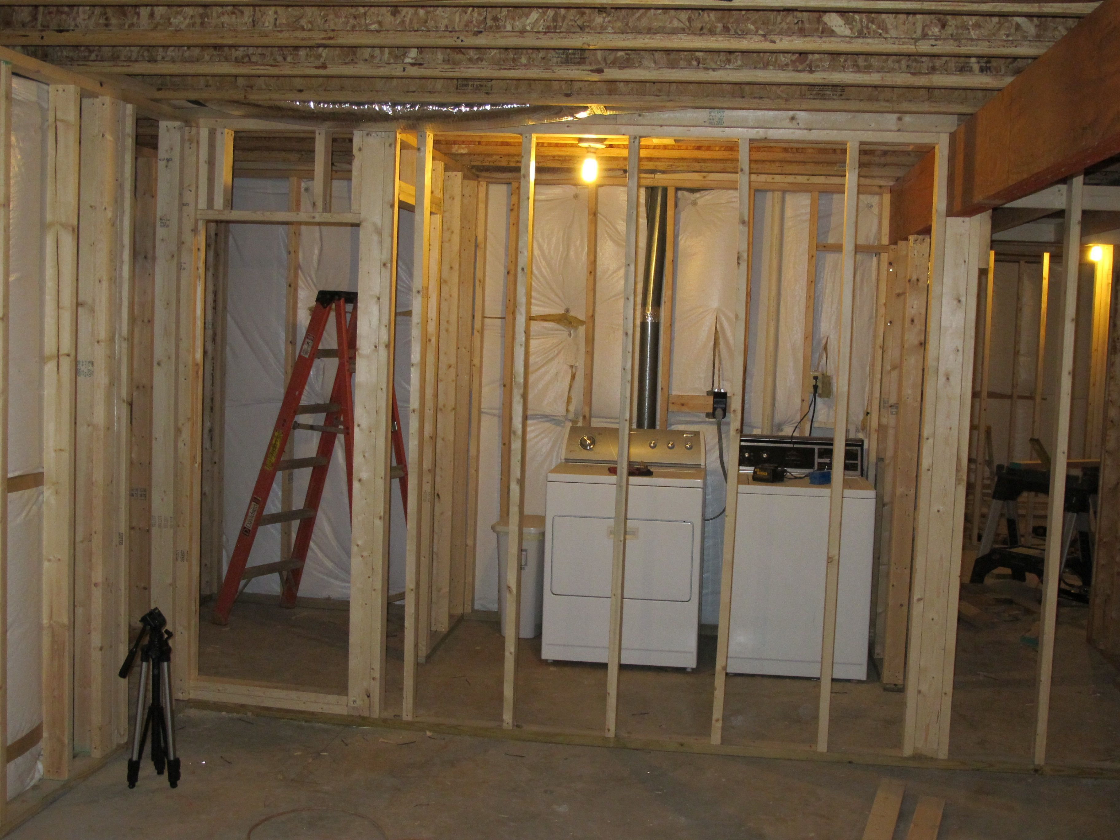 Unfinished Basement Bedroom Ideas For Teens