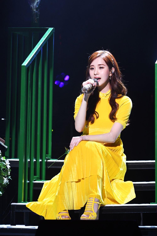 [Vyrl] 소녀시대 : 지난 3일간 모두를 반하게 했던 #서현 의 솔로 콘서트 'Love, Still - Seohyun' 이번 콘서트에서