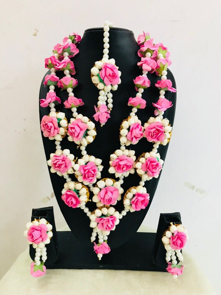 Pin By Ines Silva On Indian Jewerly In 2019 Flower Jewellery For