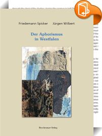 Der Aphorismus in Westfalen