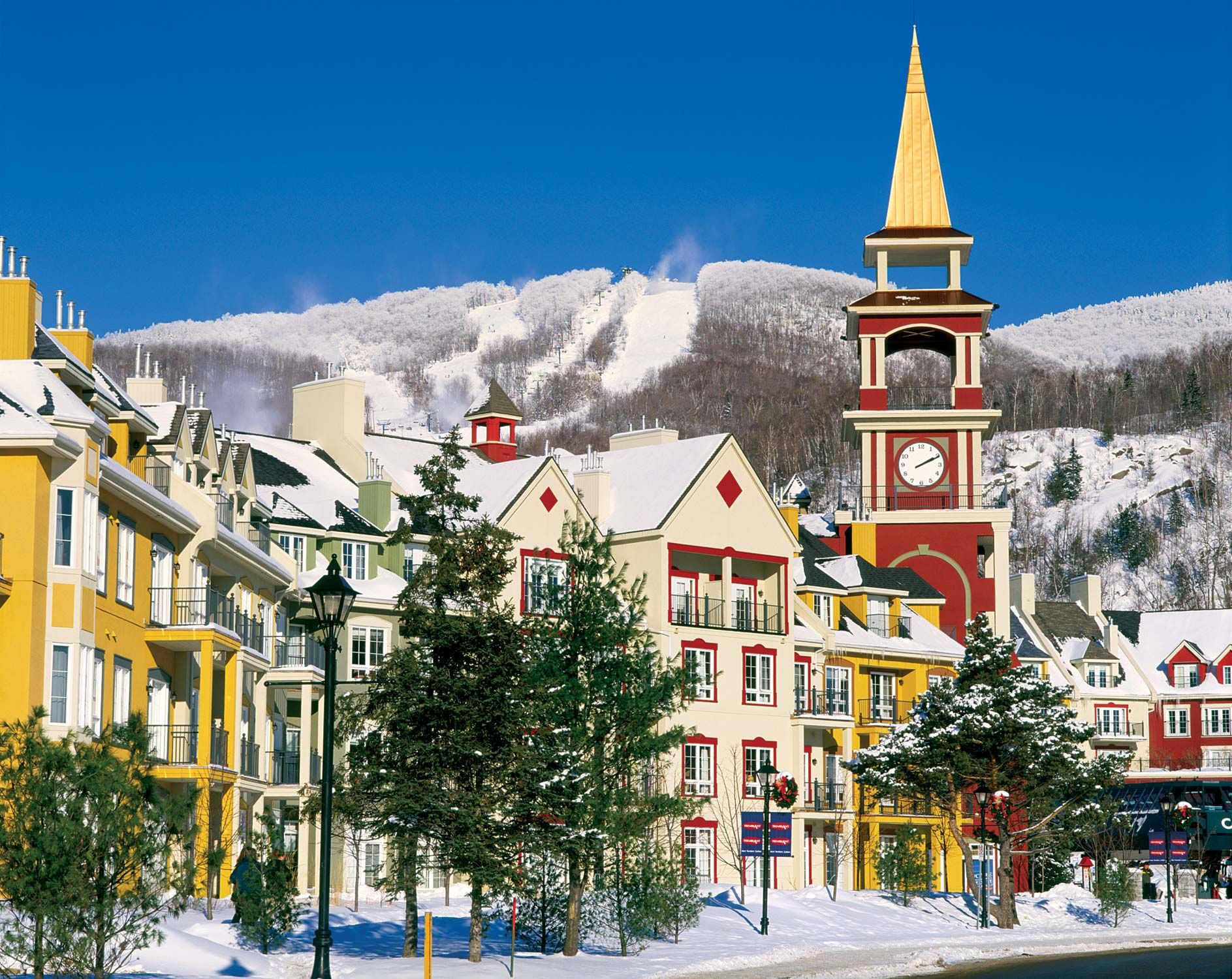 what are the best ski resorts in canada? | travels | pinterest