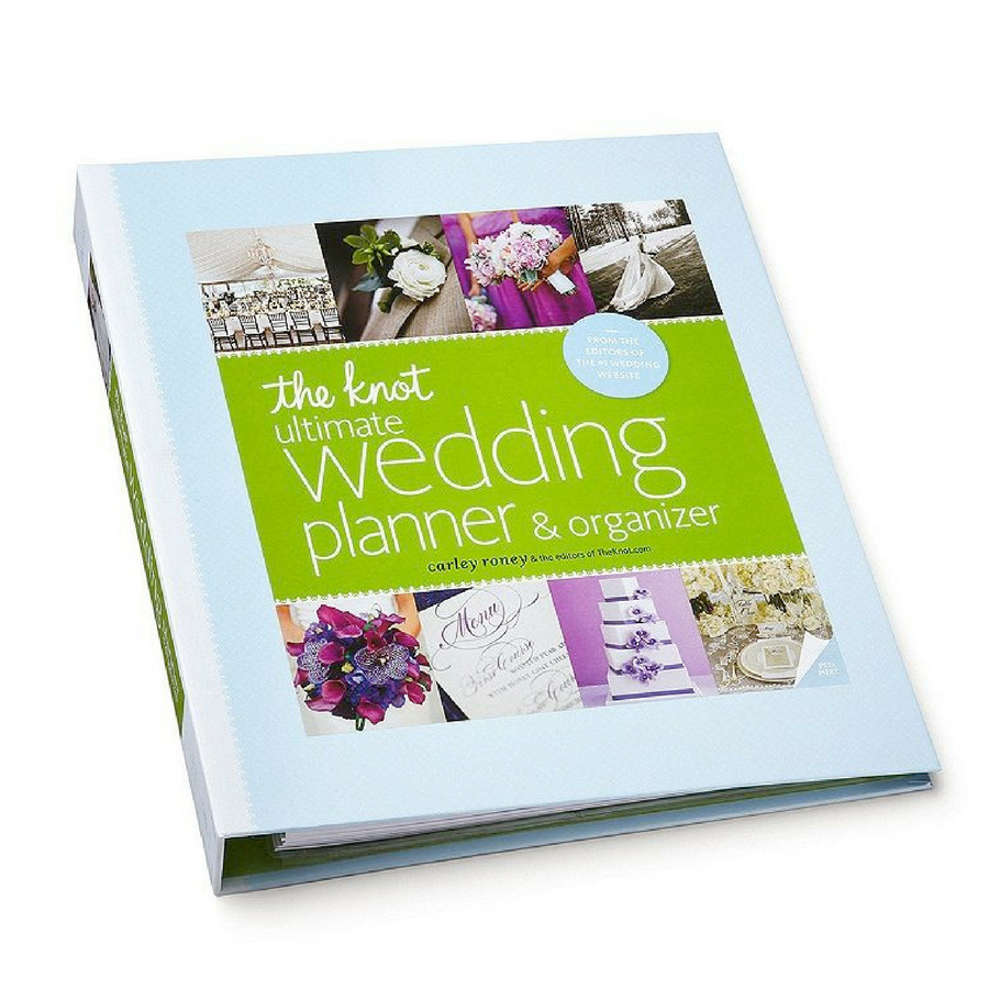 The Knot Ultimate Wedding Planner and Organizer Wedding
