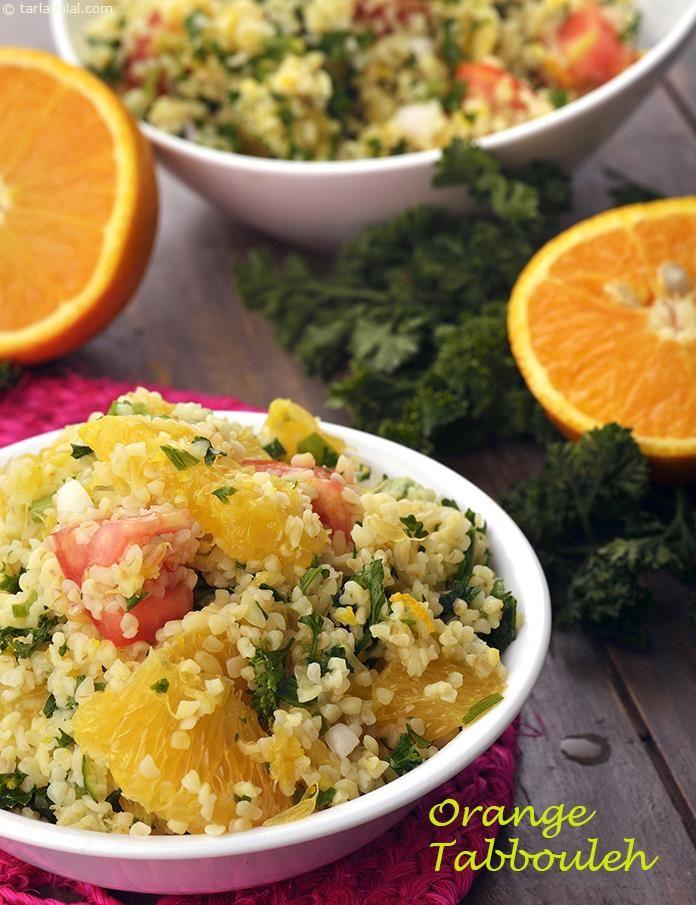 Orange tabbouleh healthy orange tabbouleh recipe millet recipes orange tabbouleh healthy orange tabbouleh forumfinder Images