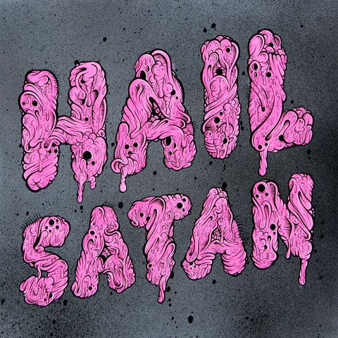 Hail Satan by Buff Monster