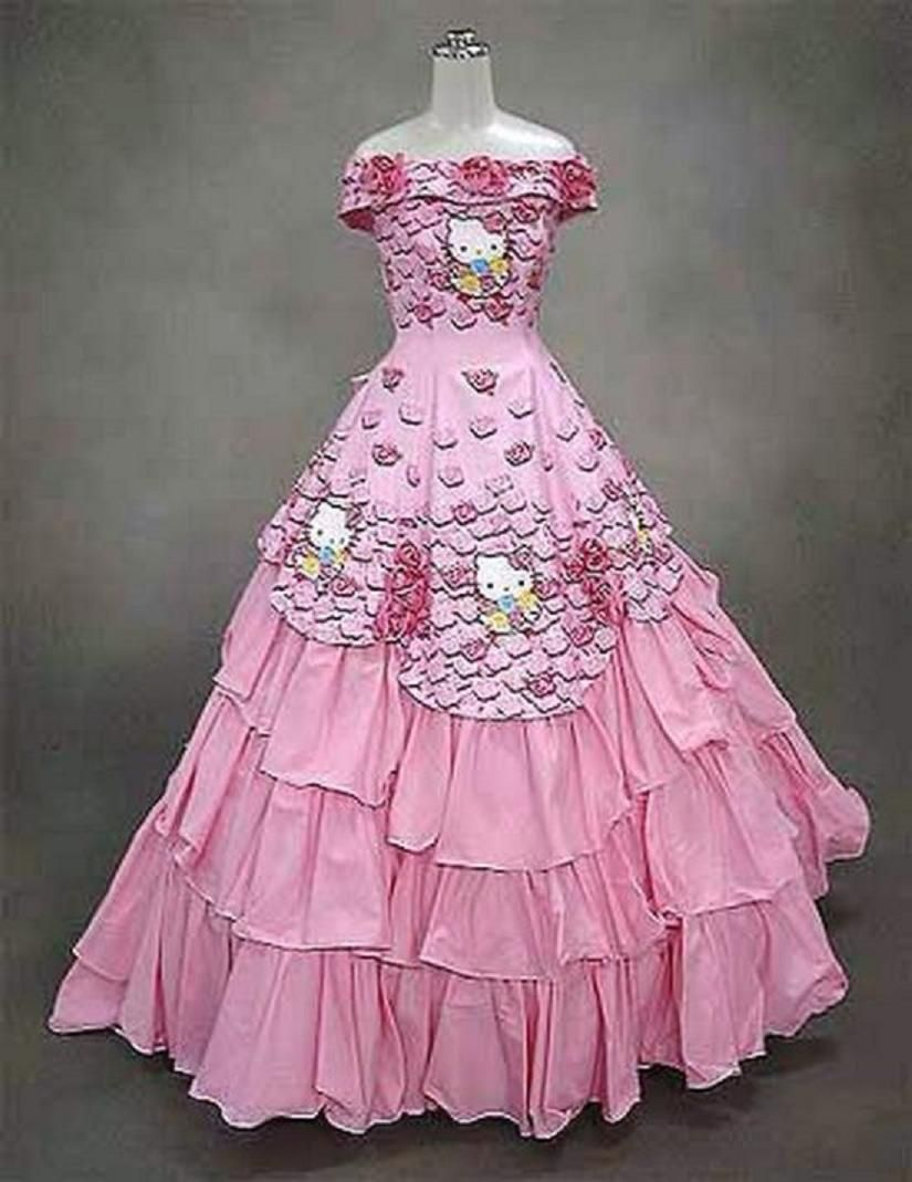 Traje de Fantasía de Hello Kitty#... | <3 HELLO KITTY <3 | Pinterest ...