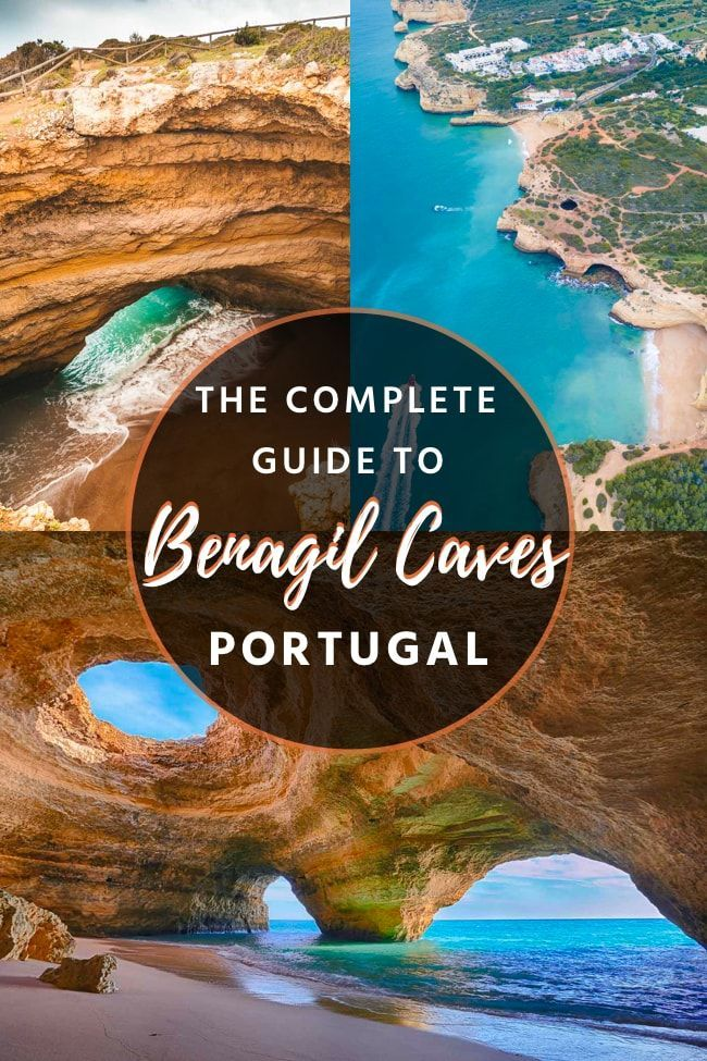Benagil Cave - The Complete Guide to Visiting The Benagil Cave in 2019 #visitportugal