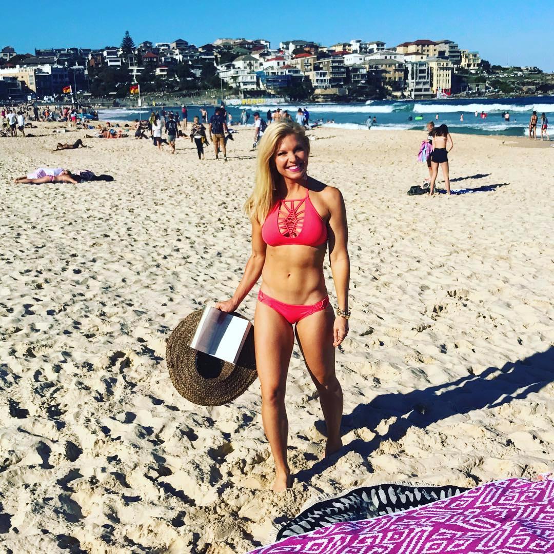 Anna Kooiman Is A Fitness Enthusiast