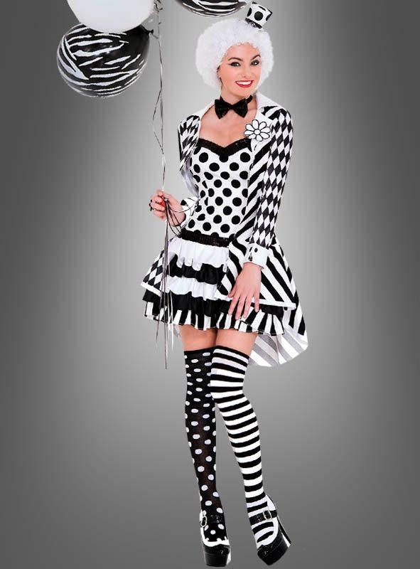 bildergebnis f r rot wei k ln s clown karnevalskost m. Black Bedroom Furniture Sets. Home Design Ideas
