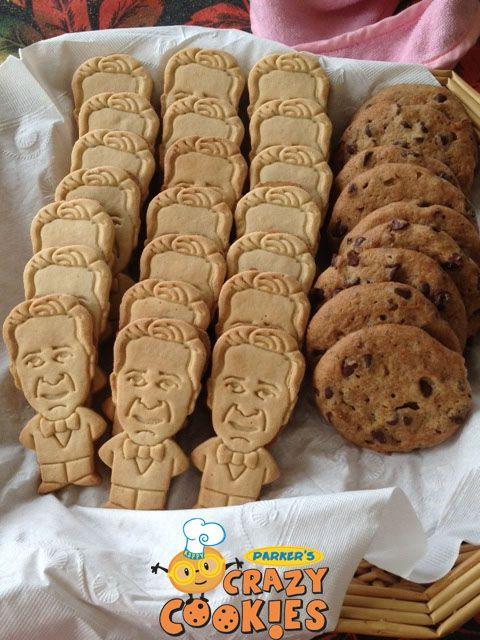 Custom Cookies - Bulk Order - 80th birthday - edible favors