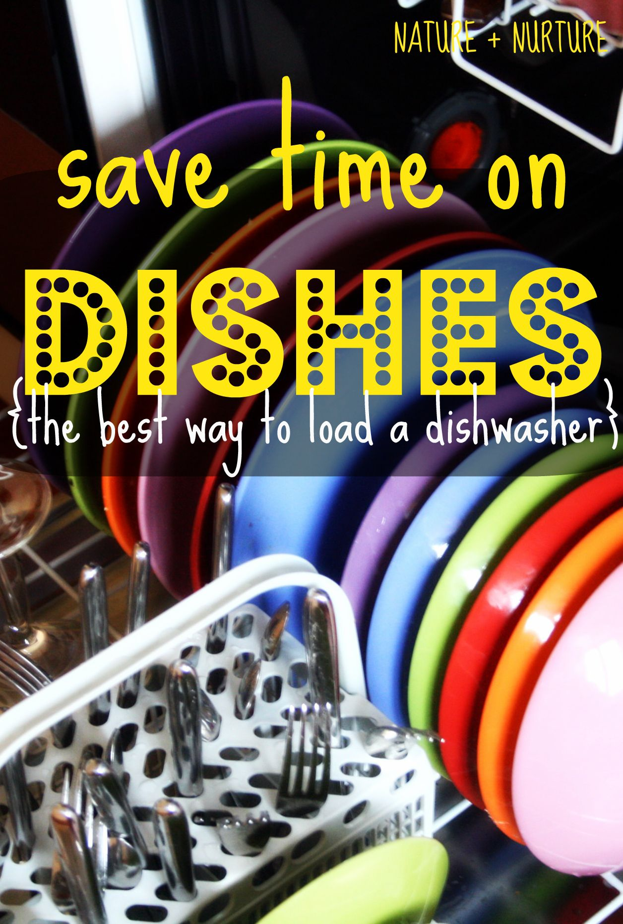 How To Load A Dishwasher The Easy Way
