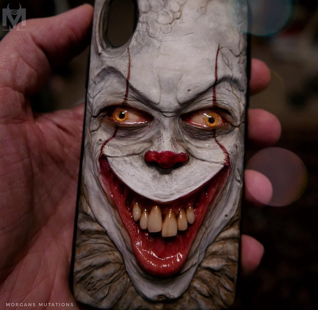 I short throwback to a Pennywise case I did earlier this