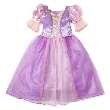 jcpenney   Disney Collection Rapunzel Costume u2013 Girls 2-12  sc 1 st  Pinterest & jcpenney   Disney Collection Rapunzel Costume u2013 Girls 2-12   Disney ...