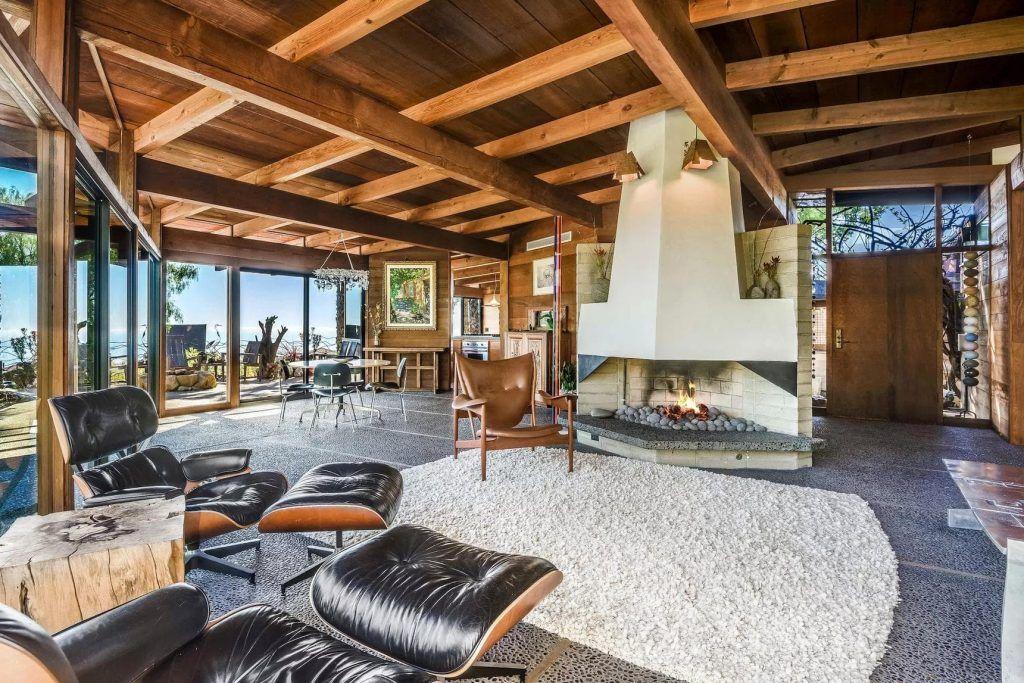 15 warm wood interiors that exude rustic charm organic modernhit thelaguna beachfloor plansca
