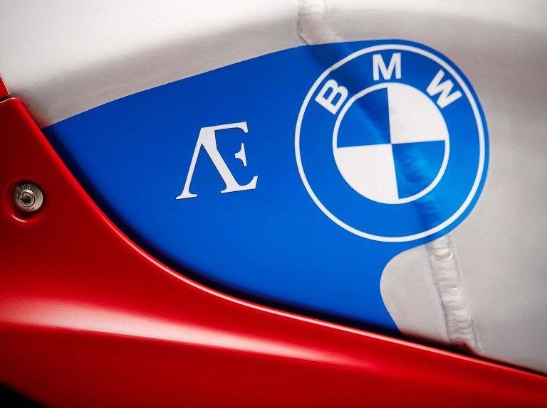 Praëm BMW S1000RR - Getting Modern with Retros