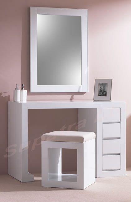 Tocador bello tocador tocador muebles y mueble tocador - Tocador moderno dormitorio ...