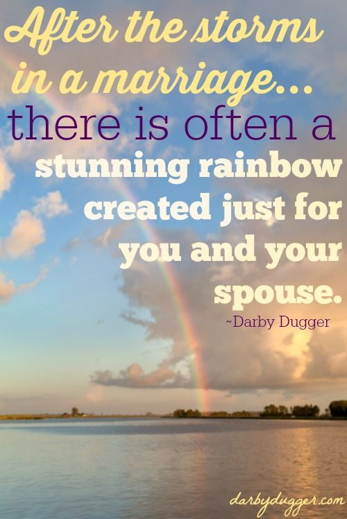He is Faithful! How to handle the storm in marriage by ...