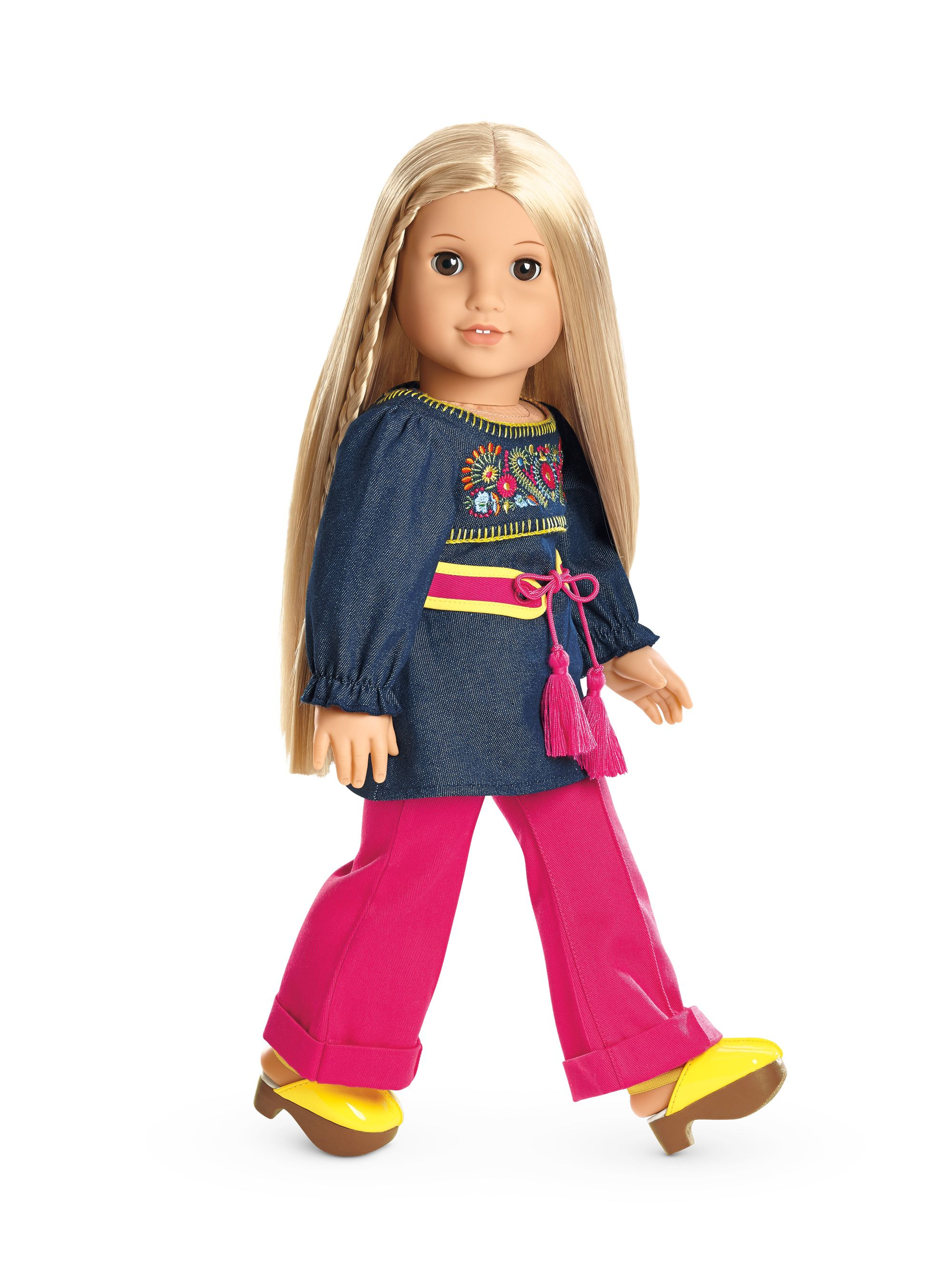 c551ecf9461 Julie's Tunic Outfit for 18-inch Dolls | Toys | American girl julie ...