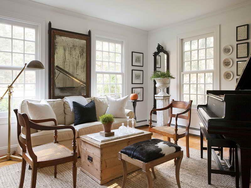 Spare and wonderful nate berkus living room piano living roomscozy