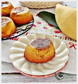 Anncoo Journal - Share My Baking And Cooking Experiences: Upside Down Mini Mango Cakes