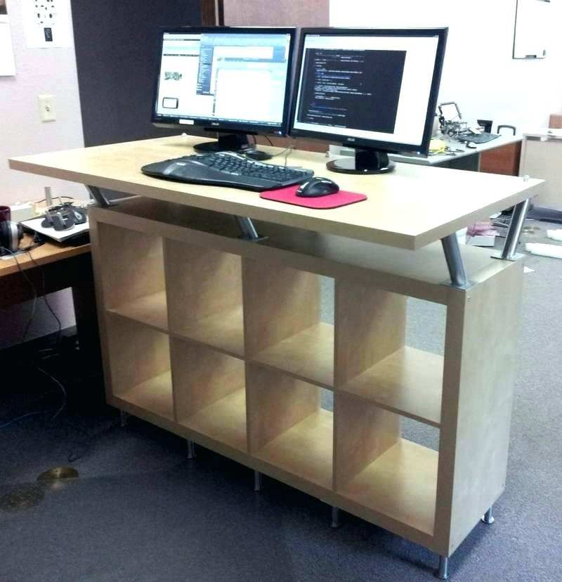Reception Desk Ikea Hack Amazing Reception Desk Hack Office