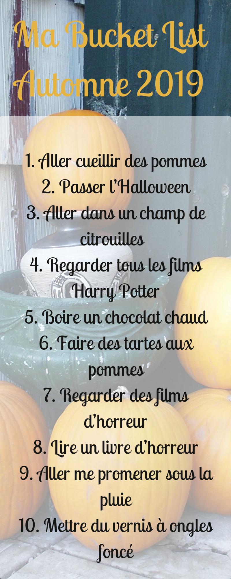 Regarder Harry Potter 4 : regarder, harry, potter, Bucket, L'automne, List,, Bottle,