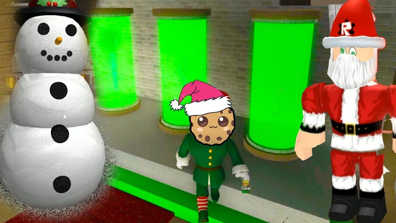 Christmas Factory Tycoon Roblox Let S Play Video Game With