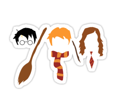 Harry Potter Trio By Treehugger11215 Harry Potter Adesivos Wallpaper Harry Potter Imagens Harry Potter