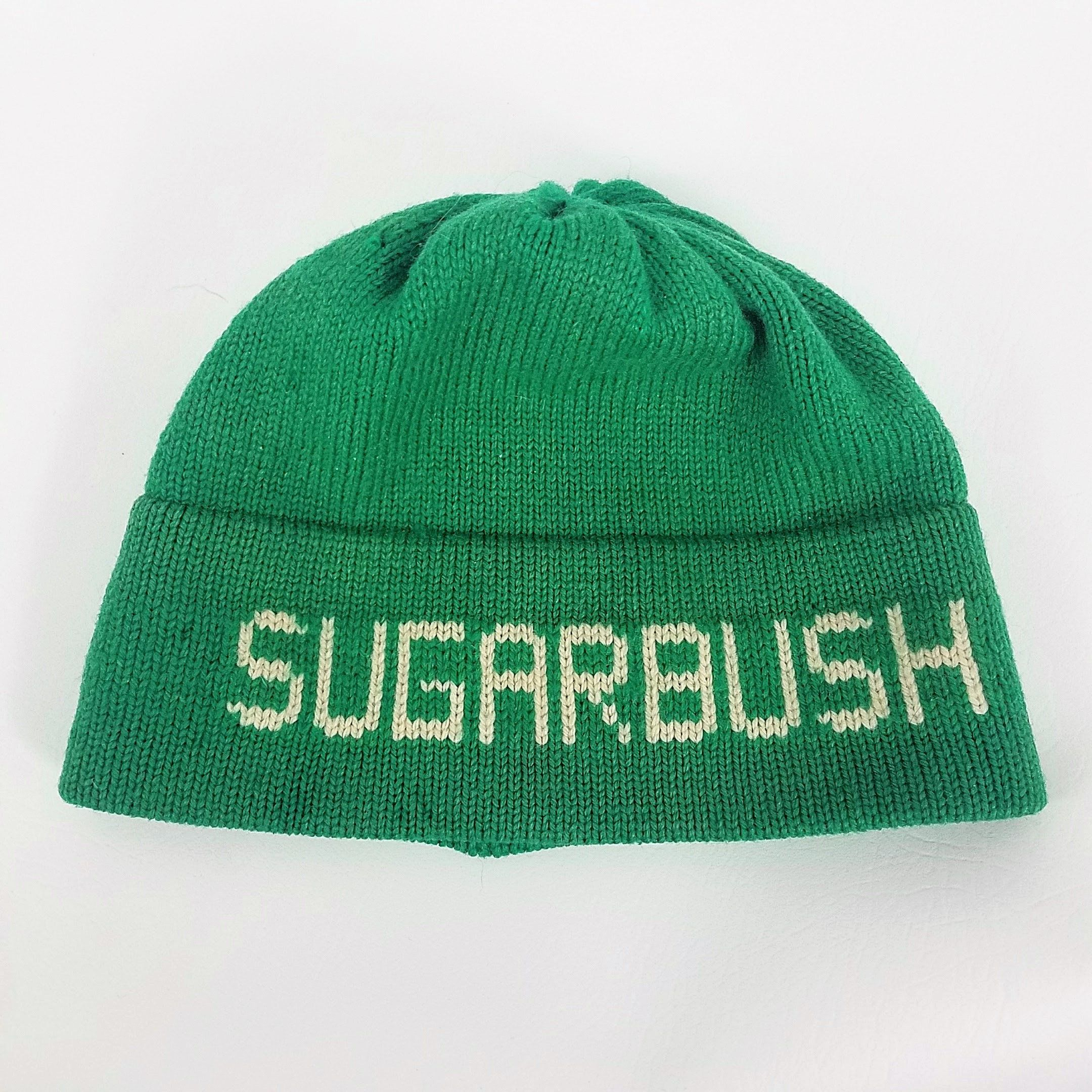 Vintage Moriarty Hat Wool Ski Cap Sugarbush Stowe Vermont Green Beanie  Toque Knit 100% Wool by TraSheeWomen on Etsy  moriartyhat  moriarty  beanie   cap ... f58b30432899