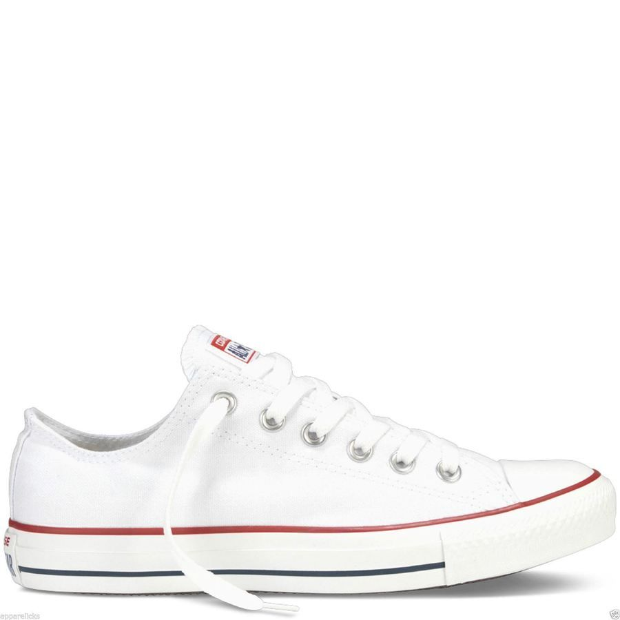 caef7e3c7161b0 Converse Chuck Taylor All Star Classic Colours Low Tops Unisex Canvas  Trainers Star Classic Taylor