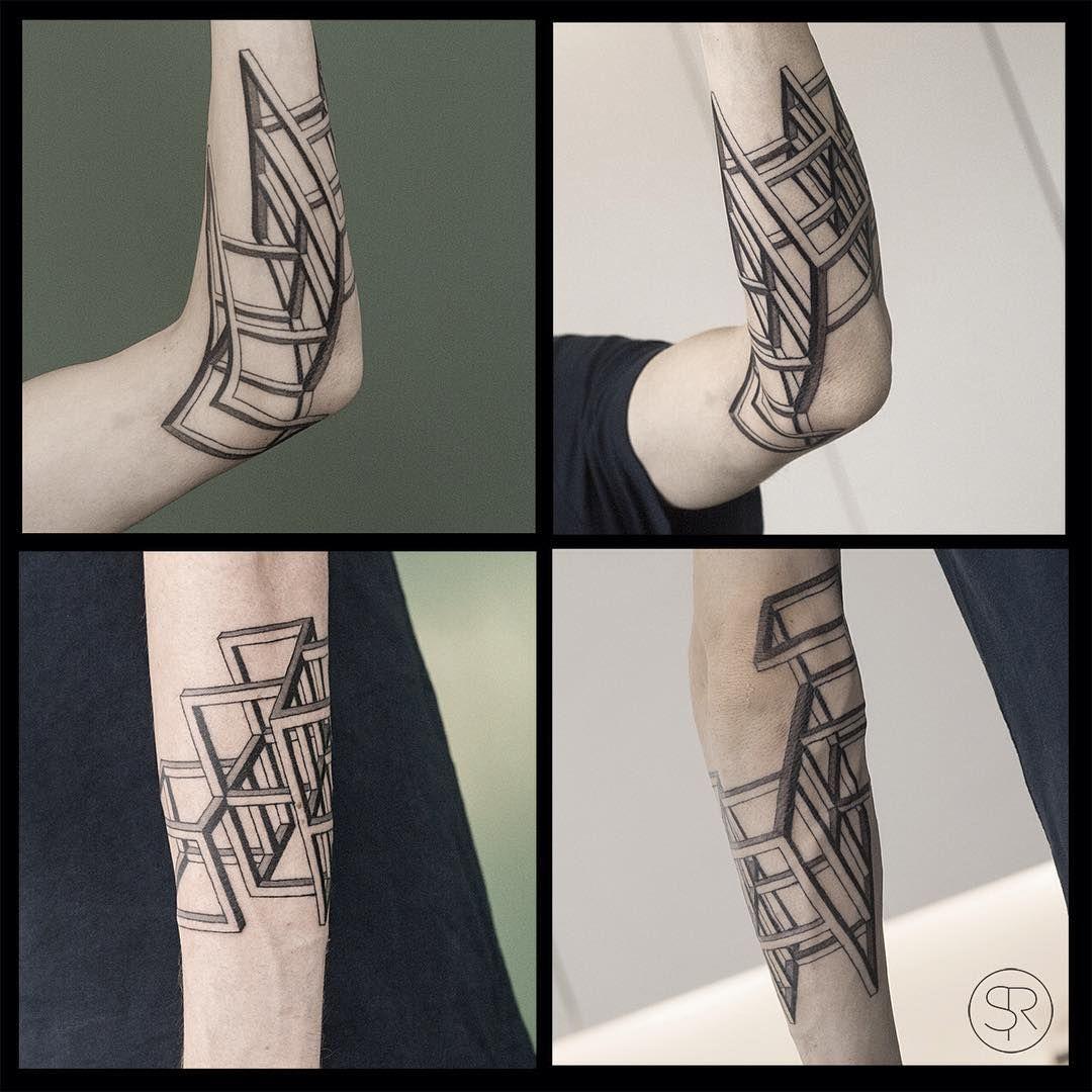 Sol LeWitt inspired armpiece. | Tattoos | Pinterest | Tattoo ...
