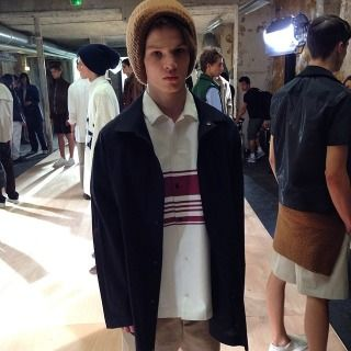 Instagram - Acne @ Paris Menswear S/S 2015 - SHOWstudio - The Home of Fashion Film