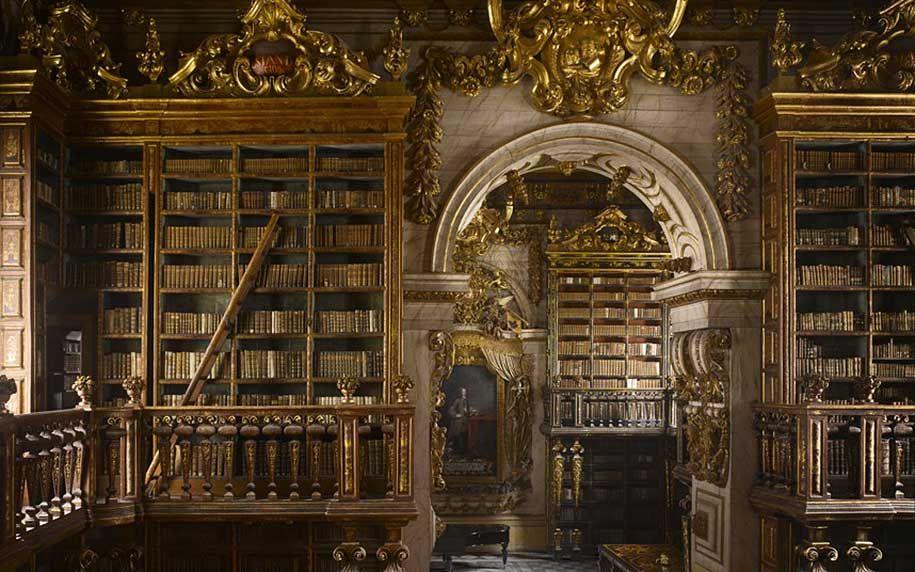 26 De Las Más Extraordinarias Bibliotecas Del Mundo Cultura Inquieta Fotos De Bibliotecas Rincones De Lectura Biblioteca Antigua