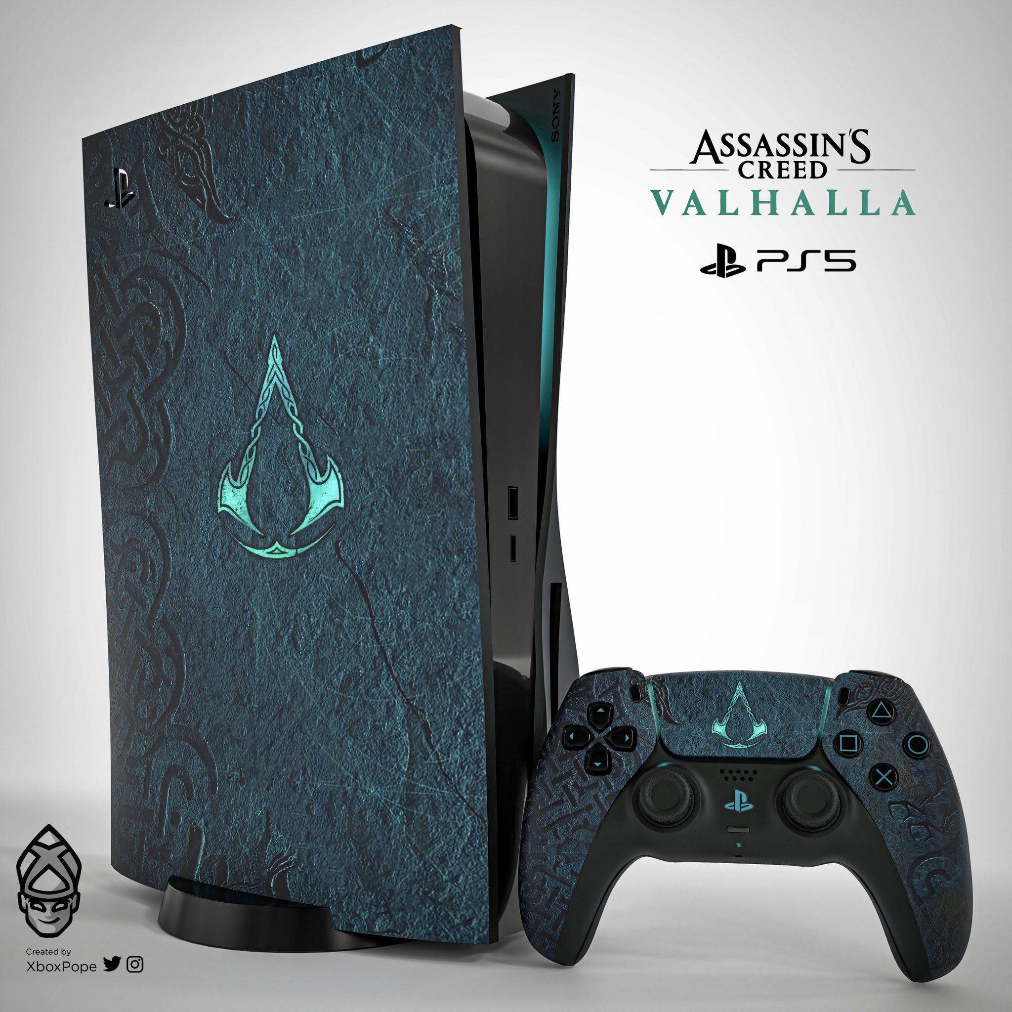 28 Xbox Series X And Ps5 Skins That Are A Bit Much Video Game Room Design Playstation 5 Video Games Playstation