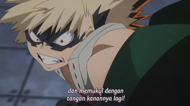 Boku no Hero Academia Episode 7 Subtitle Indonesia, boku