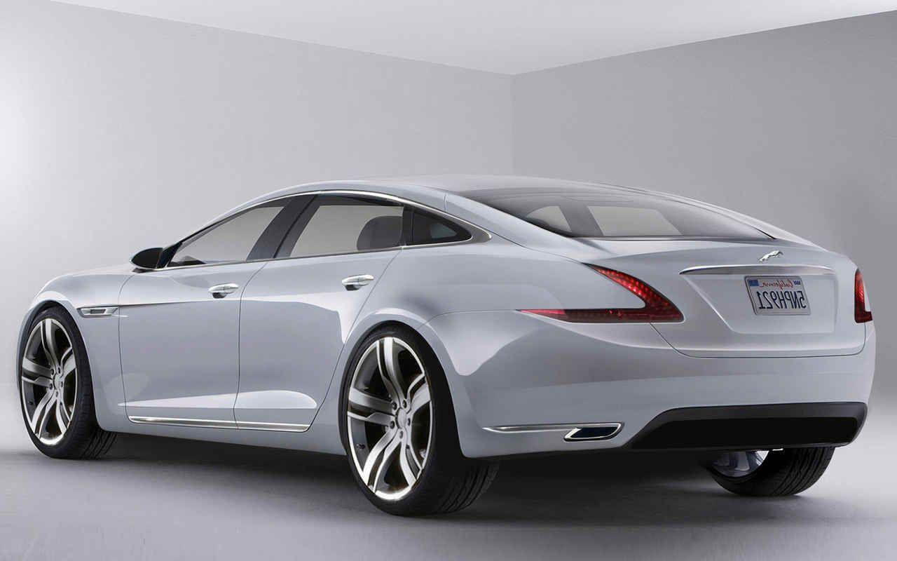 2020 Jaguar Xj Coupe Concept and Review