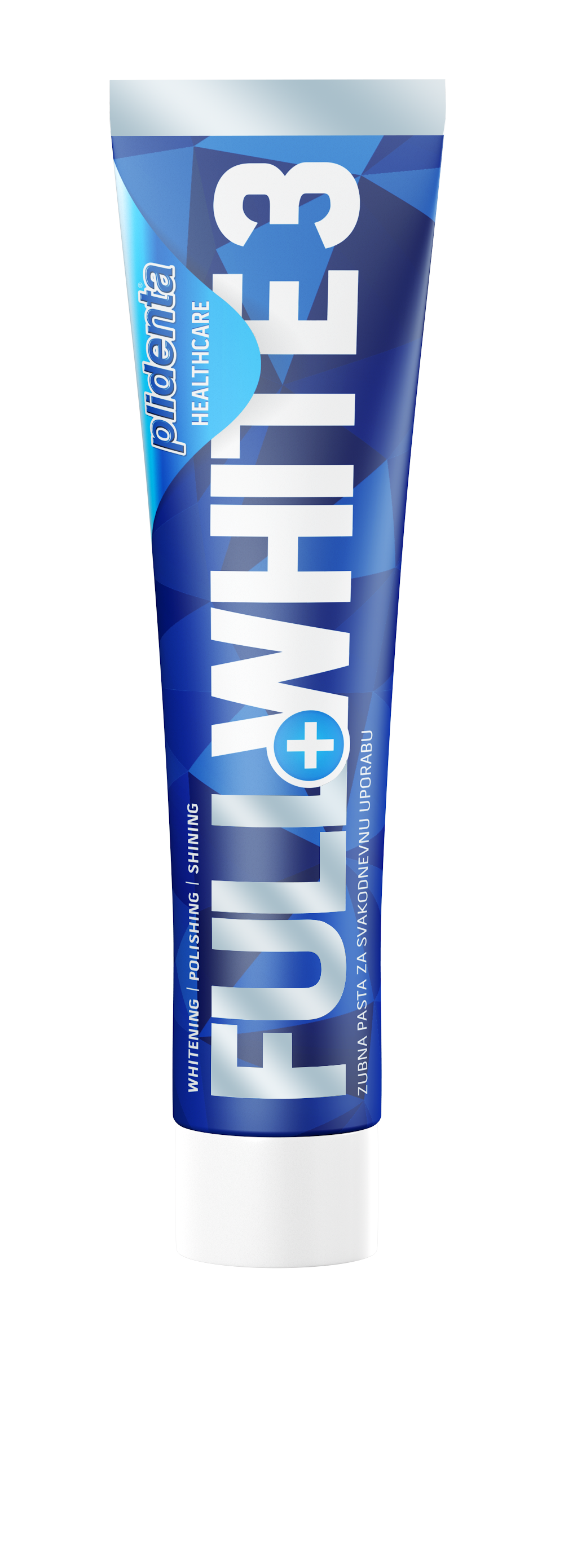 Exclusive sensation! Our new whitening toothpaste Plidenta Healthcare Fullwhite 3 is coming very soon. Whitening in 3 dimensions. Launching: March 2017