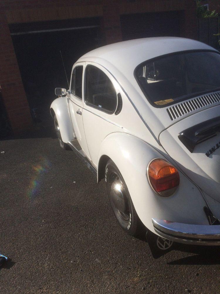 eBay: Classic Volkswagen Beetle, Tax & MOT exempt (1973
