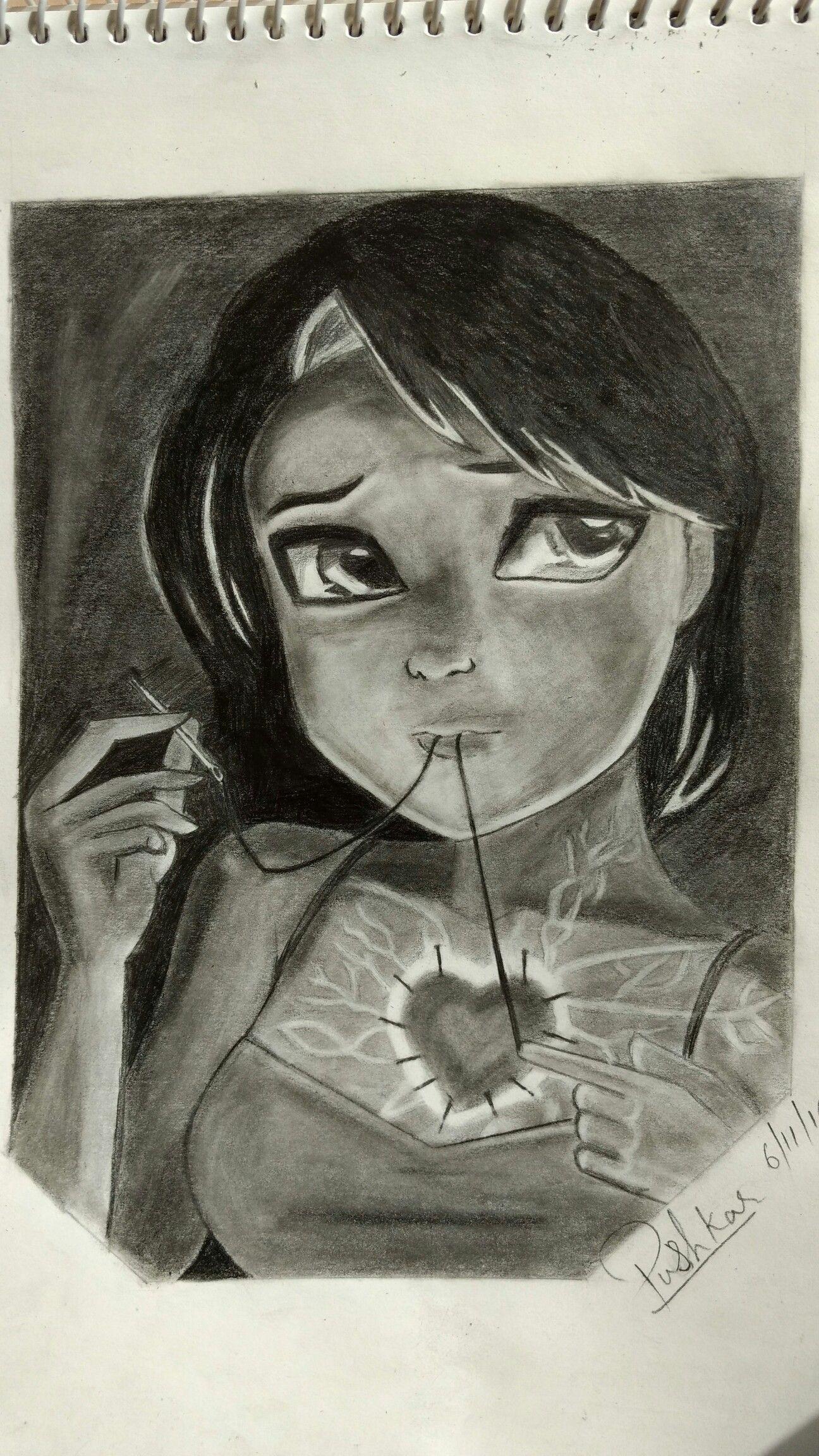 Girl Broken Heart Sketch Sketches Broken Heart Sketch Heart Sketch